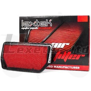 LEXTEK Air Filter for HFA1915, Honda 17210-MAT-E00, Honda 17210-MAT-E01