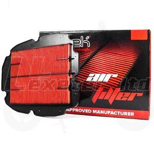 LEXTEK Air Filter for HFA1801, Honda 17210-MBG-000, Honda 17210-MCW-D00,