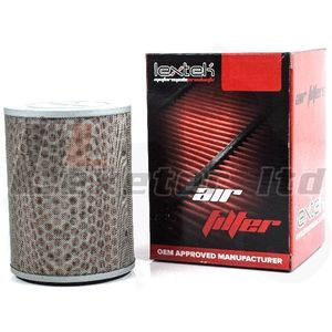 LEXTEK Lextek Air Filter for HFA1916, Honda 17210-MCZ-003