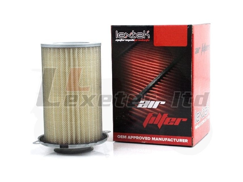 LEXTEK Air Filter for HFA3909, Suzuki 13780-42F00 click to zoom image