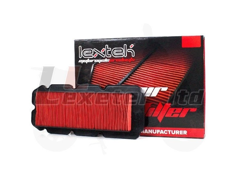 LEXTEK Air Filter with HFA1913, Honda 17210-MZ0-000 click to zoom image