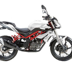 BENELLI BN125  White  click to zoom image