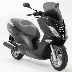 PEUGEOT Citystar ABS 125  Black  click to zoom image
