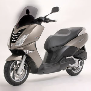 PEUGEOT Citystar ABS 125  Brown  click to zoom image