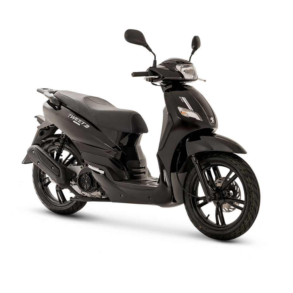 peugeot tweet sbc 125cc 2018 new motorcycle scooter 125cc scooters. Black Bedroom Furniture Sets. Home Design Ideas