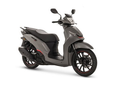 PEUGEOT Belville 125 ABS RS