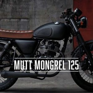MUTT Mongrel 125 click to zoom image