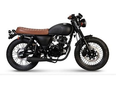 MUTT MOTORCYCLES Mongrel 125