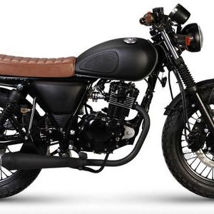 MUTT MOTORCYCLES Mongrel 125 2021