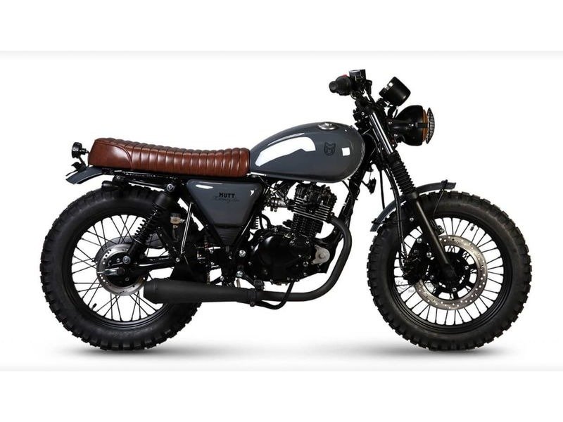 MUTT MOTORCYCLES Hilts 125 click to zoom image