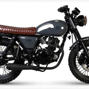 MUTT MOTORCYCLES Hilts 125 2019