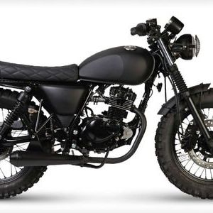 MUTT MOTORCYCLES Fat Sabbath 125 2021