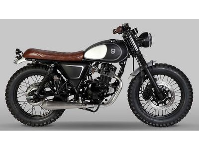 MUTT MOTORCYCLES Mastiff 125