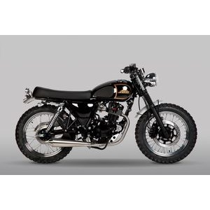 MUTT MOTORCYCLES New Imperial Tracker 125 2021