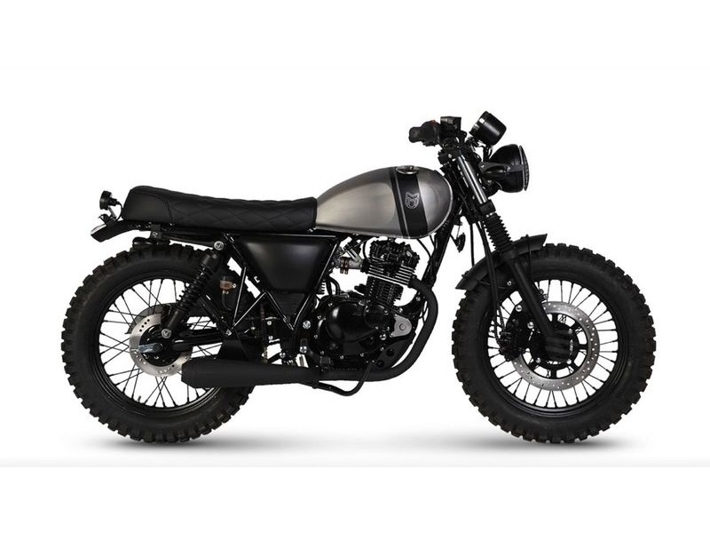 MUTT MOTORCYCLES RS-13 125 click to zoom image