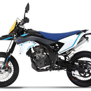 F.B. MONDIAL SMX 125 Motard  Blue  click to zoom image