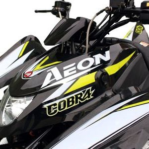 AEON Cobra 400 SuperMoto click to zoom image