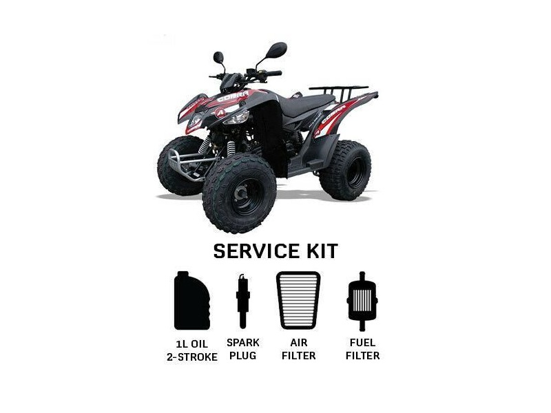 AEON COBRA 50 Service Kit click to zoom image