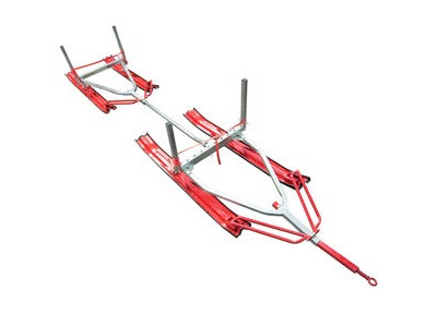 KELLFRI Timber Ski Sled