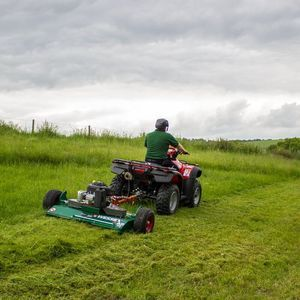 WESSEX AR-150 12.5hp Rotary Mower
