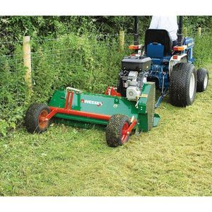 WESSEX AF-120 Flail Mower click to zoom image