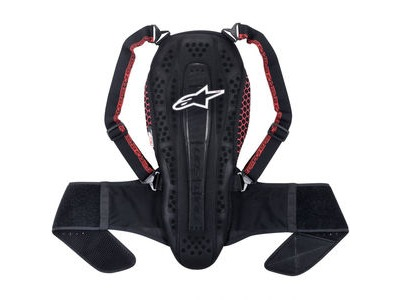 ALPINESTARS Nucleon Kr-Cell Smoke Black Red