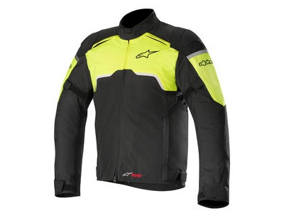 ALPINESTARS Hyper Drystar Jacket Black and Yellow