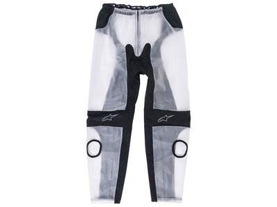 ALPINESTARS Racing Rain Pants Clear Black