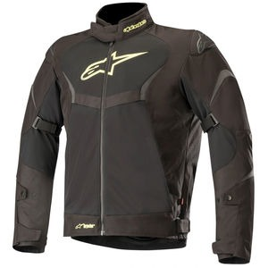 ALPINESTARS T-Core Air Drystar Jacket Black Yellow Fluo