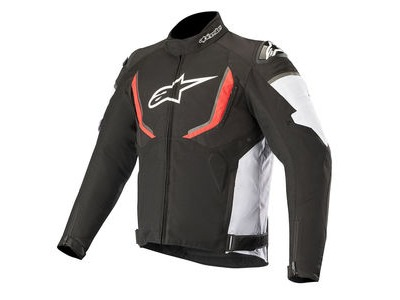 ALPINESTARS T-Gp R V2 Waterproof Jacket Black White Red