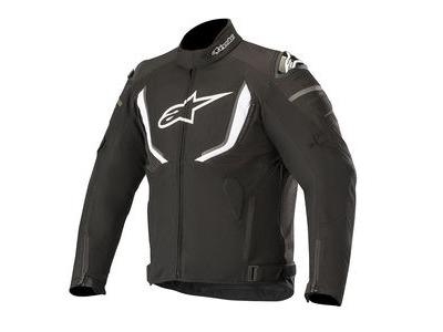 ALPINESTARS T-Gp R V2 Waterproof Jacket Black White