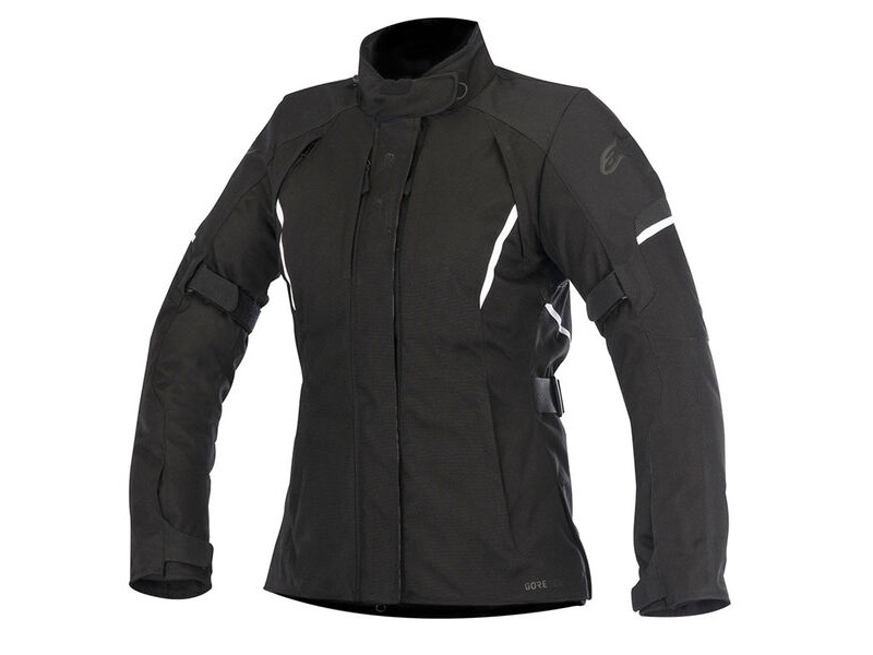 ALPINESTARS Stella Ares Gore-Tex Jacket Black click to zoom image