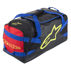 ALPINESTARS Komodo Travel Bag Black Blue Red Yellow Fluo