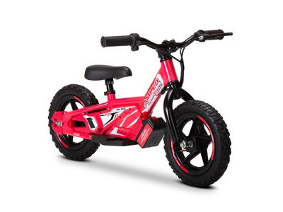 AMPED A10 Electric Balance Bike - Pink