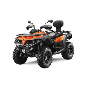 CFMOTO CForce 600 EPS LWB  Orange  click to zoom image