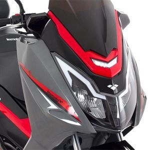 LEXMOTO Chieftain EFI 125 click to zoom image