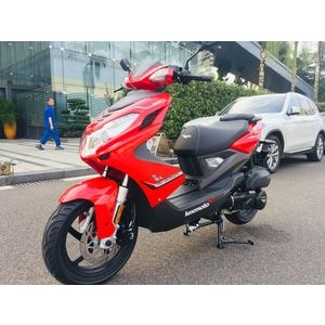 LEXMOTO Enigma EFI 125  Red  click to zoom image