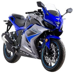 LEXMOTO LXR 125  Grey/Blue  click to zoom image