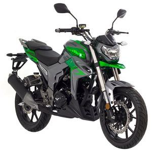 LEXMOTO Viper 125 EFi  Green  click to zoom image