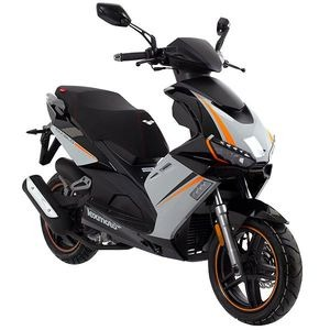 LEXMOTO Diablo EFI 125  Black / Orange  click to zoom image