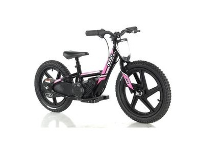 "REVVI 16"" Electric Balance Bike - Pink"