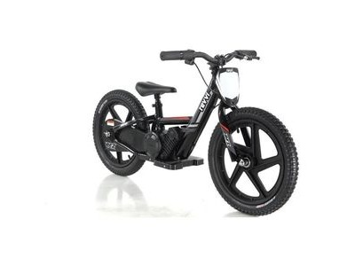 "REVVI 16"" Electric Balance Bike - Black"