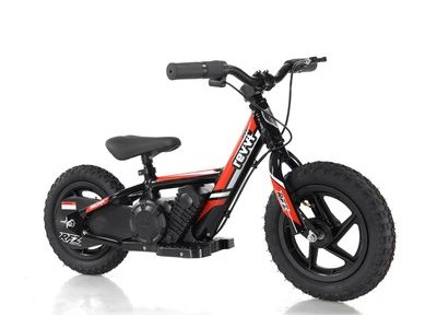 "REVVI 12"" Electric Balance Bike - Red"