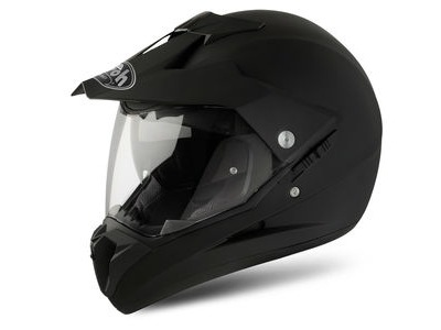 AIROH S5 Peak Black Matt