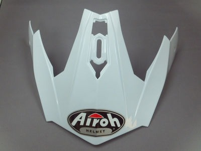 AIROH TRR Sr Peak White Gloss