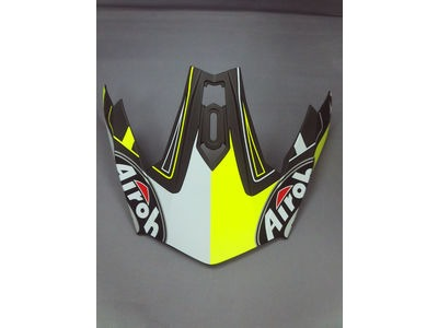 AIROH TRR Sr Peak Covert Yellow