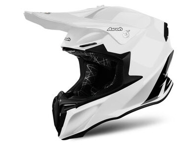AIROH Twist 2.0 Peak Color White