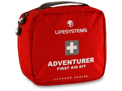 LIFESYSTEM Adventure First Aid Kit