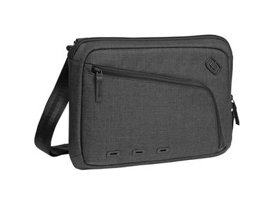 "OGIO Slim Sleeve 13"" Messenger Sleeve black"