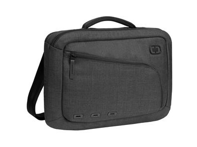 "OGIO Slim Sleeve 15"" Messenger Sleeve black"